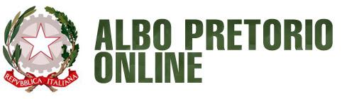 Albo Online Banner
